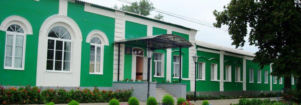 МБОУ «Основная общеобразовательная школа № 5»